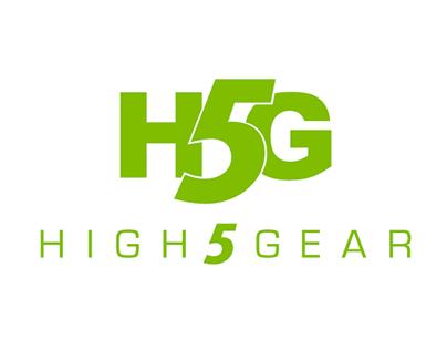 High 5 Gear Logo