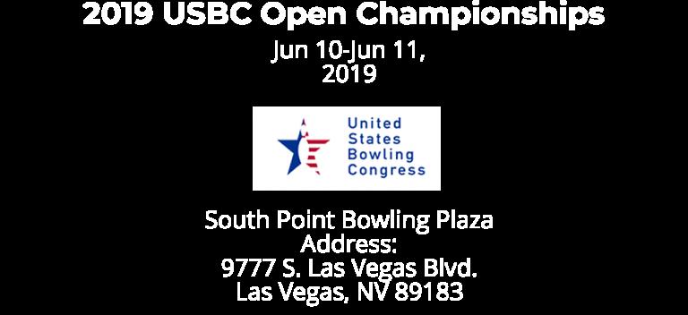Diana Zavjalova Schedule - 2019 USBC Open Championships Event