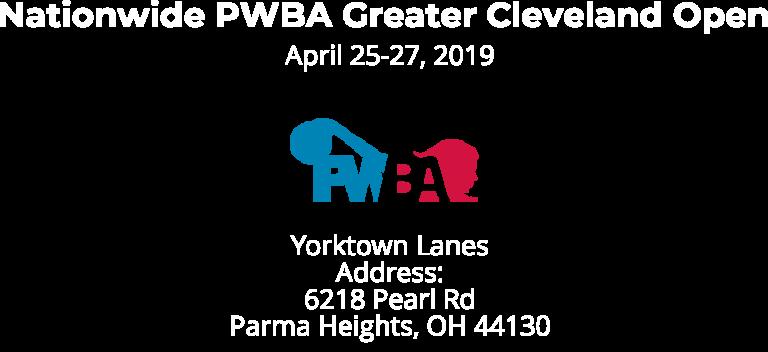 Diana Zavjalova Schedule - Cleveland Open PWBA