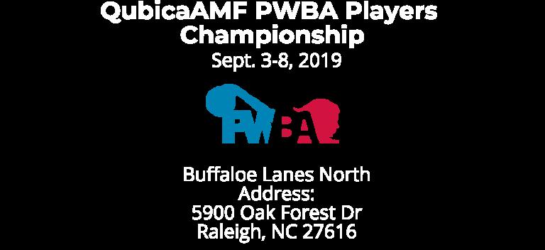Diana Zavjalova Schedule - Players Championship 2019 PWBA Event