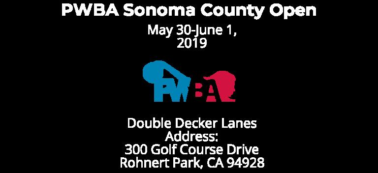 Diana Zavjalova Schedule - Sonoma County 2019 PWBA Event