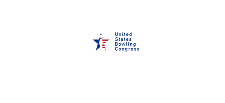 Diana Zavjalova Schedule - US Women's Open 2019 PWBA Event